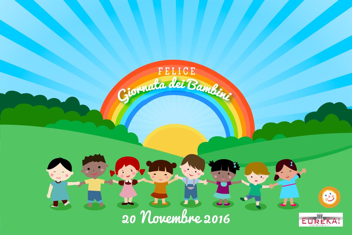 20 Novembre Giornata Mondiale dei Diritti dei Bambini