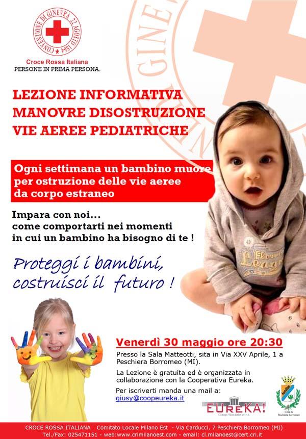 Corso disostruzione pediatrica