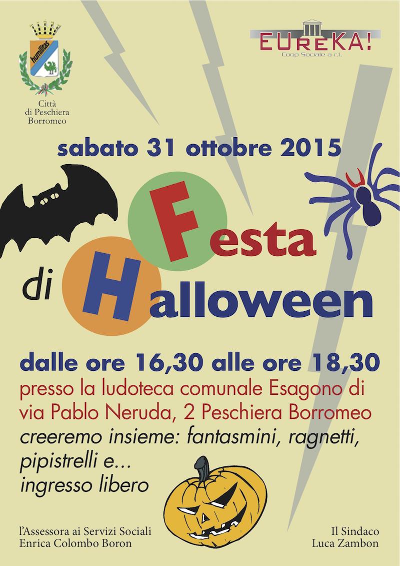 Halloween in Ludoteca